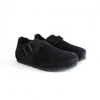 LONDON VL SHEARLING BLACK #SHEARLING BLACK [1014961] _ Select - Shoes | 靴