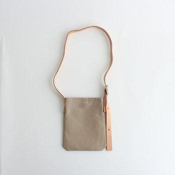ONE SIDE BELT BAG SMALL #BEIGE [is-rb-oss] _ Hender Scheme | エンダースキーマ