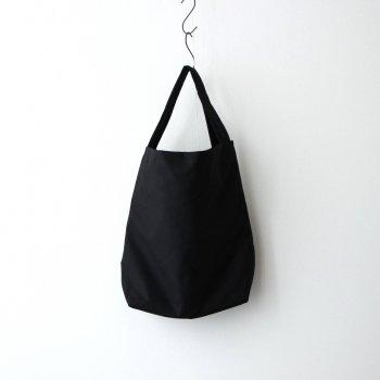 CORDURA NYLON PIPE BAG #BLACK [K003C] _ ERA. | イーラ