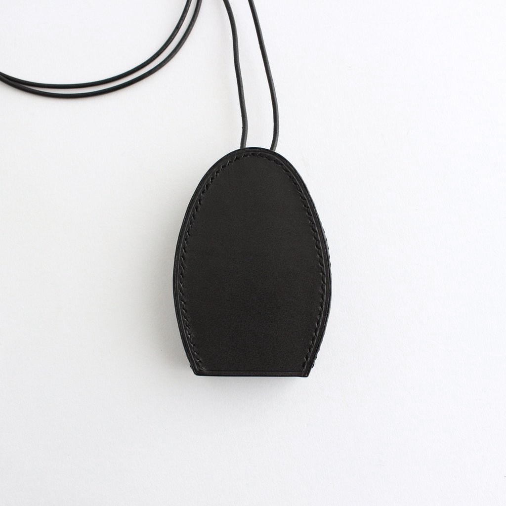 BUCKS OVAL CROCHET #BLACK [B01RAC-21]