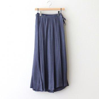 タックラップスカート #BLUE [TBAS-173] _ TICCA | ティッカ