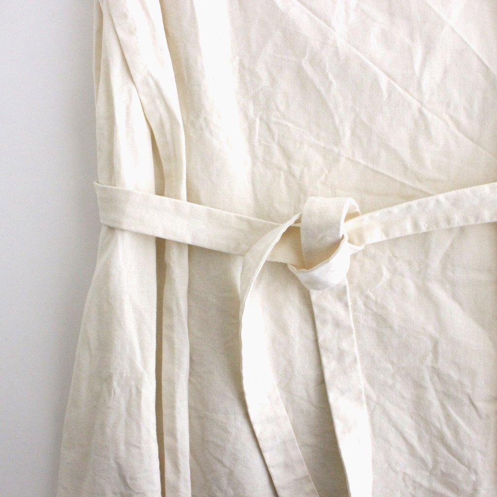 WRAP DRESS #WHITE [91719]