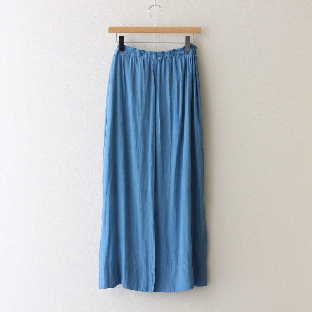 サテン3WAYスカート #BLUE [TBAS-413]
