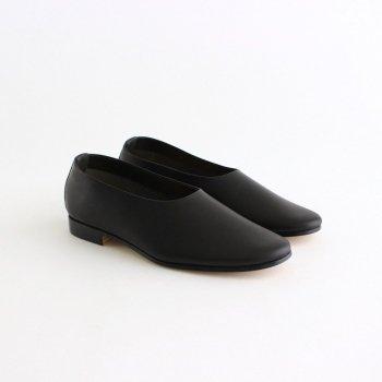FOOT CAST SLIP ON #BLACK [mj-s-fcs] _ Hender Scheme | エンダースキーマ