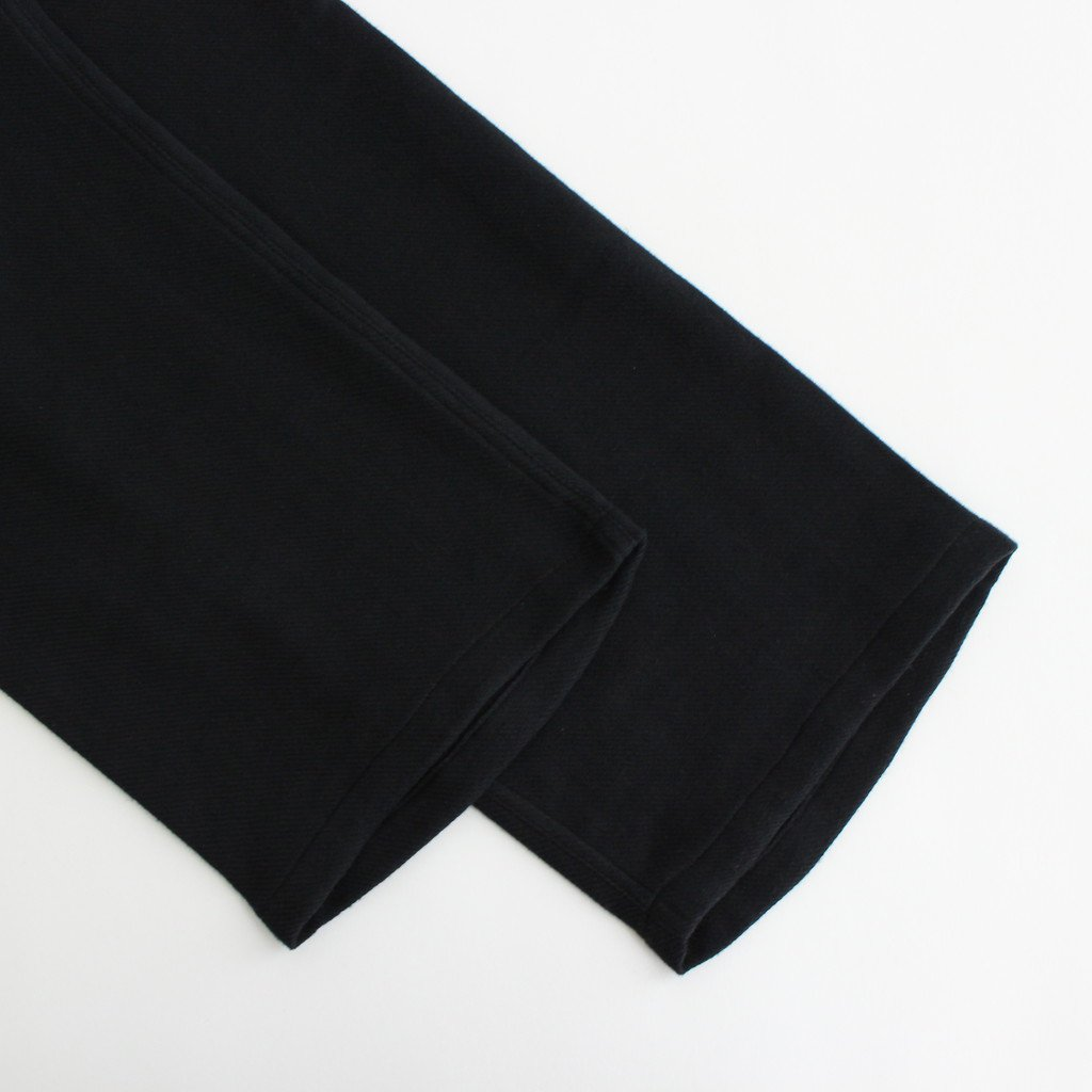 PAJAMA PANTS #BLACK [51916]