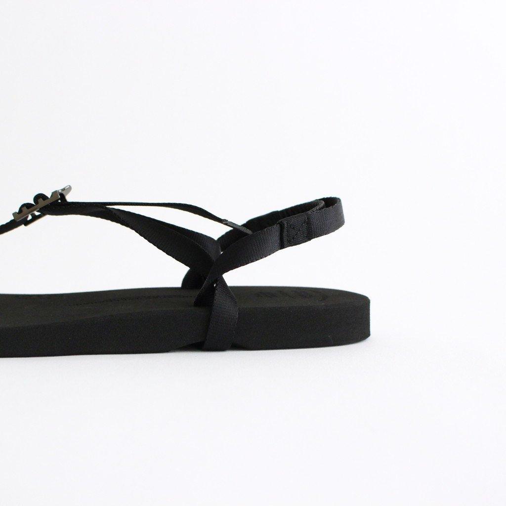 BAREFOOT SANDALS #BLACK [BSS1812006]
