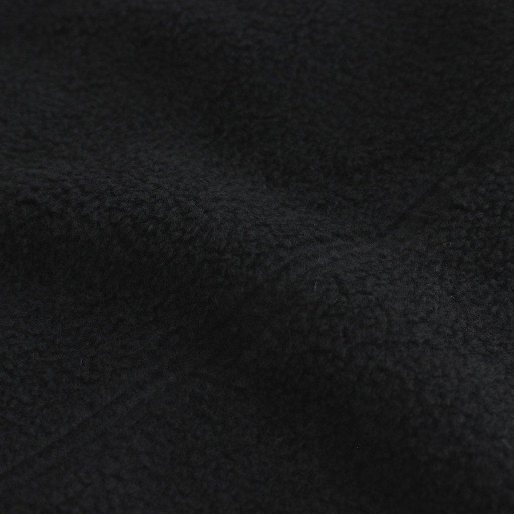 FLEECE FACEMASK&NECK WARMER #BLACK [NO.19735]
