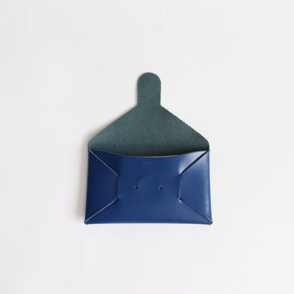 SEAMLESS CARD CASE #BLUE [ACC-SL01]