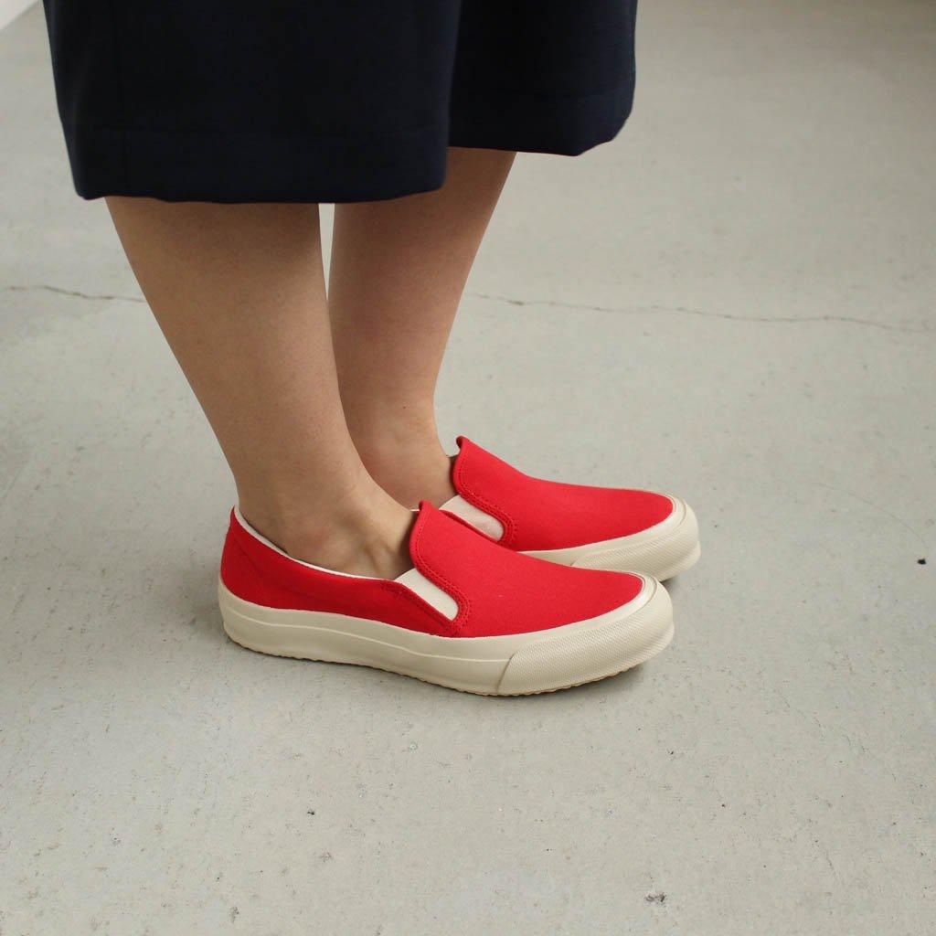 DOEK SHOE INDUSTRIES | ドゥックシューインダストリーズ DOEK SLIP-ON #RED