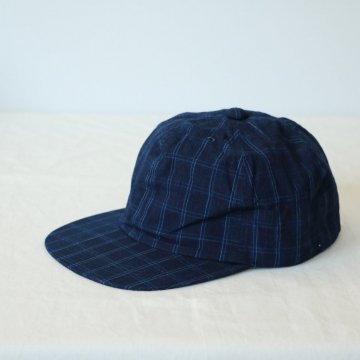 UNIFORM CAP - 松阪木綿 #SMALL CHECK