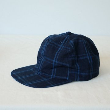 UNIFORM CAP - 松阪木綿 #BIG CHECK