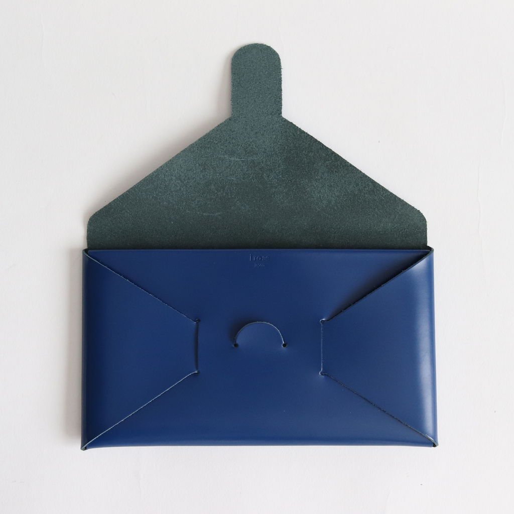 SEAMLESS LONG WALLET #BLUE [ACC-SL02]