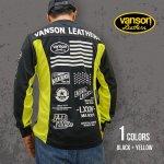 VANSON バンソン|ドライタイプロングTシャツ NVLT-2010