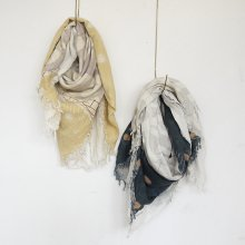 handmade わたガーゼストール_Vitality