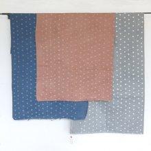 nani IRO hande  dyed Textil_POCHO 2