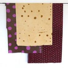 nani IRO hande  dyed Textil_POCHO 4