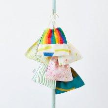 KIDS 巾着 中 _ 2017