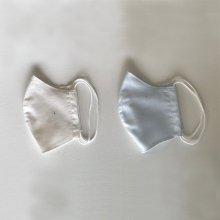 cotton silk マスク 2枚セット Lサイズ - 大人向け