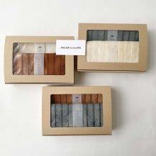 Gift Box _ Linen手ぬぐい 2枚set