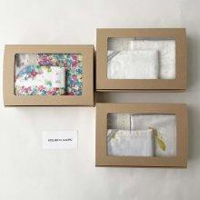 Gift Box _ Wガーゼ 3枚set