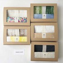 Gift Box _ Wガーゼ手ぬぐい 2枚set 1