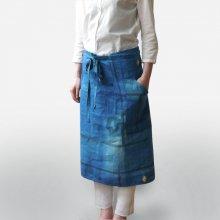巻きapronスカート  深いつながり