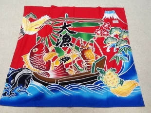 CLOTH / 大漁ふろしきクロス