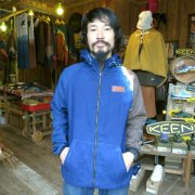 KAMIYA MOUNTAIN JACKET