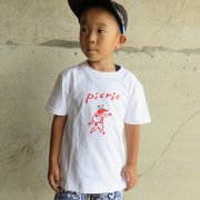 PICNIC TEE【kid's】<img class='new_mark_img2' src='//img.shop-pro.jp/img/new/icons2.gif' style='border:none;display:inline;margin:0px;padding:0px;width:auto;' />