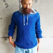 AOKU 8/S PULLOVER PARKER