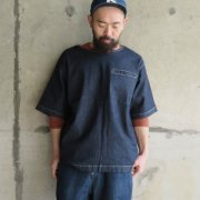 CRAFTSMAN DENIM CUT SEW 1