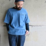 CRAFTSMAN DENIM CUT SEW 2