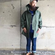 CORAL MODS NYLON JACKET