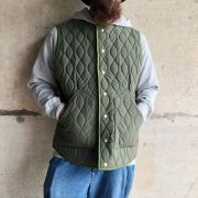 HUNTER QUILTING VEST<img class='new_mark_img2' src='//img.shop-pro.jp/img/new/icons2.gif' style='border:none;display:inline;margin:0px;padding:0px;width:auto;' />