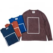 SQUARE L/S CUT SEW