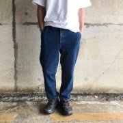 CRAFTSMAN ORGANIC DENIM PANTS 2