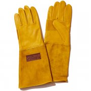 OCxdg Cowhide Leather Gloves