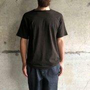 MUD BLACK T-SH【19AW】