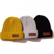 ROUGHIY KNIT CAP