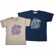 BOTANICAL TEE【kid's】<img class='new_mark_img2' src='//img.shop-pro.jp/img/new/icons2.gif' style='border:none;display:inline;margin:0px;padding:0px;width:auto;' />