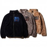 ALBA FLEECE ZIP【20AW】