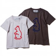 KUROUSAGI TEE【kid's】<img class='new_mark_img2' src='https://img.shop-pro.jp/img/new/icons2.gif' style='border:none;display:inline;margin:0px;padding:0px;width:auto;' />