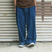 NESSE WIDE DENIM PANTS【SB】<img class='new_mark_img2' src='https://img.shop-pro.jp/img/new/icons57.gif' style='border:none;display:inline;margin:0px;padding:0px;width:auto;' />