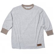 MELANGE 6/S CUT SEW<img class='new_mark_img2' src='https://img.shop-pro.jp/img/new/icons57.gif' style='border:none;display:inline;margin:0px;padding:0px;width:auto;' />