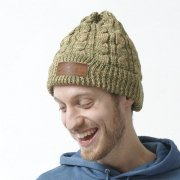 TRIBES KNIT CAP<img class='new_mark_img2' src='//img.shop-pro.jp/img/new/icons57.gif' style='border:none;display:inline;margin:0px;padding:0px;width:auto;' />