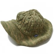 TRIBES KNIT HAT<img class='new_mark_img2' src='//img.shop-pro.jp/img/new/icons57.gif' style='border:none;display:inline;margin:0px;padding:0px;width:auto;' />