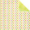 <img class='new_mark_img1' src='https://img.shop-pro.jp/img/new/icons20.gif' style='border:none;display:inline;margin:0px;padding:0px;width:auto;' /> [BoBunny] Lemonade Stand Double-Sided Cardstock 12インチ (Squeeze Me)
