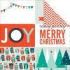 <img class='new_mark_img1' src='https://img.shop-pro.jp/img/new/icons20.gif' style='border:none;display:inline;margin:0px;padding:0px;width:auto;' />[Echo Park Paper] Photo Freedom Dear Santa 両面Cardstock 12インチ (Joy)