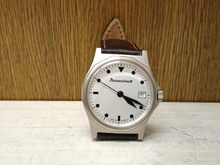 Messerschmitt/メッサーシュミット 腕時計 「ME99B GRAY」 MADE IN GERMANY