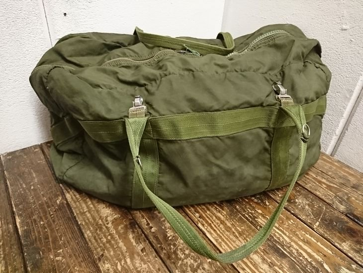 France,Airforce Paratrooper bag /フランス パラシュートバッグ (3)